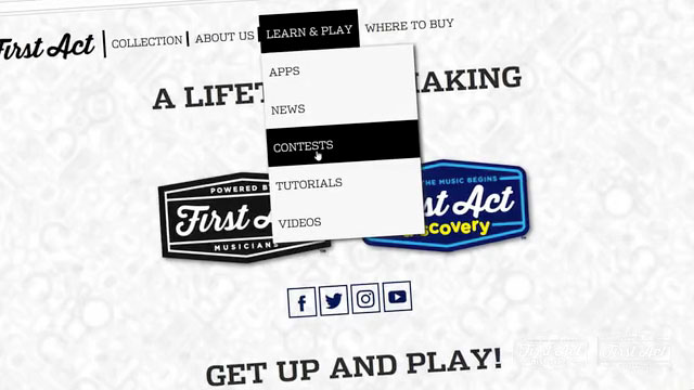 GetUp&Play Contest