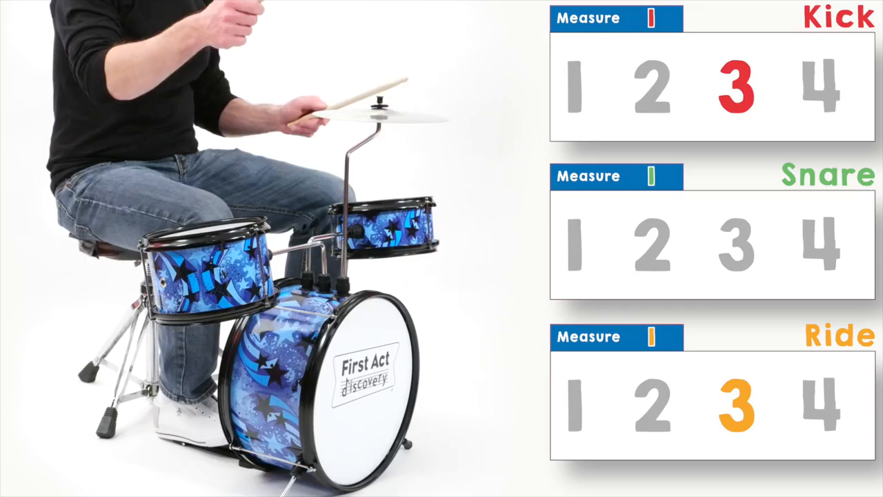 Drums Lesson 4